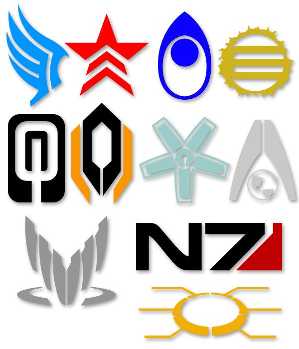 Mass Effect Symbols By Tensen01 ClipartL-Mass Effect Symbols by Tensen01 ClipartLook.com -3