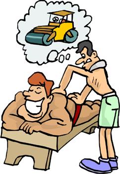 massage clipart free