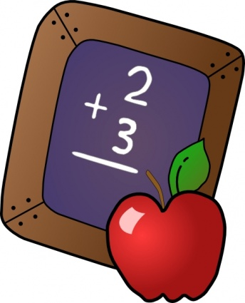 Math Worksheets Clip Art-Math Worksheets Clip Art-4