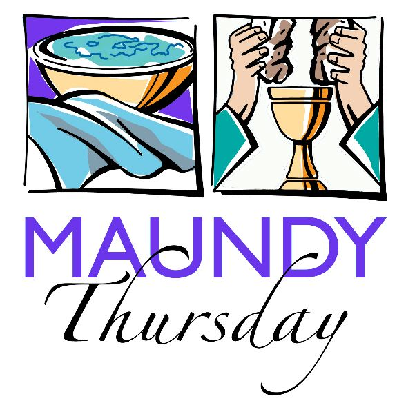 Maundy Thursday Clip Art Quotes