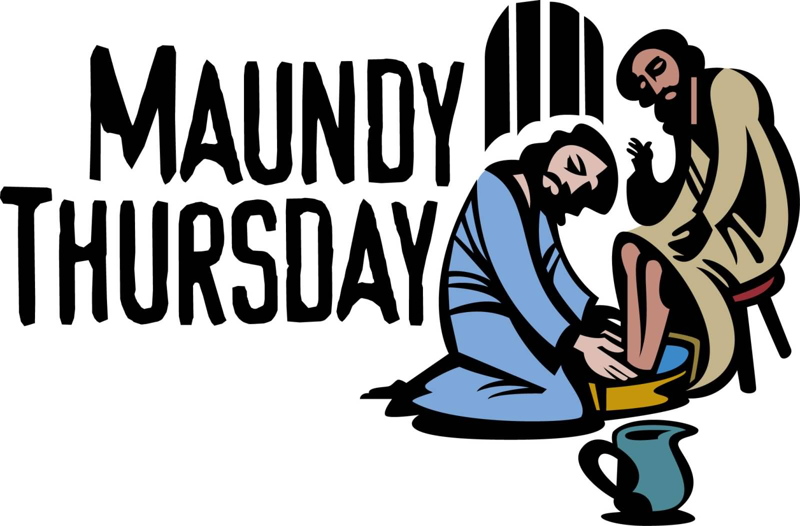 Maundy Thursday Clipart