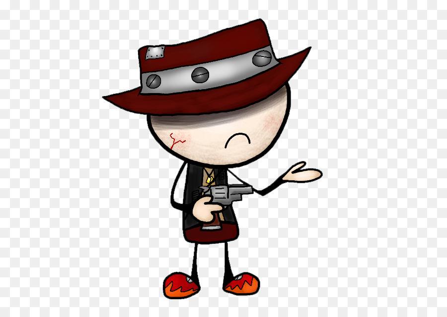 Cowboy hat Headgear Cartoon - max payne