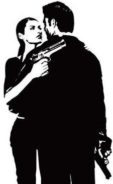 Max Payne character. Mona Sax MP2.jpg