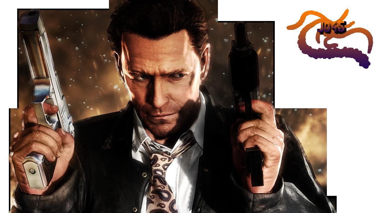 Max Payne PNG HD