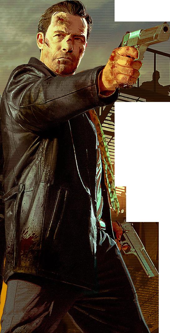 Max Payne Transparent PNG