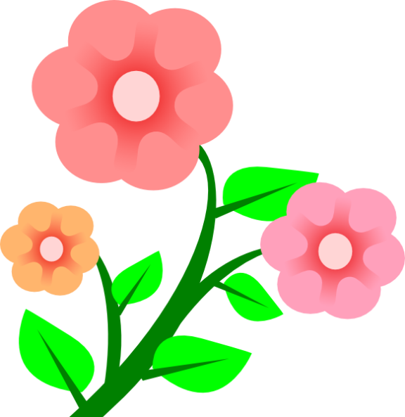 May Flowers Clip Art - Clipart Library-May Flowers Clip Art - Clipart library-8