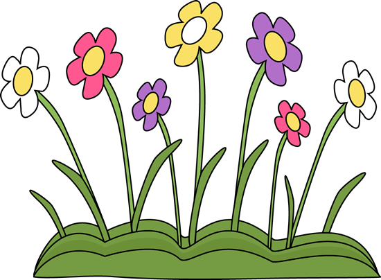 May Spring Flowers Clipart .-May spring flowers clipart .-13