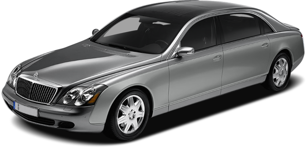 Maybach PNG Transparent Image