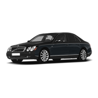 Maybach Transparent Picture PNG Image