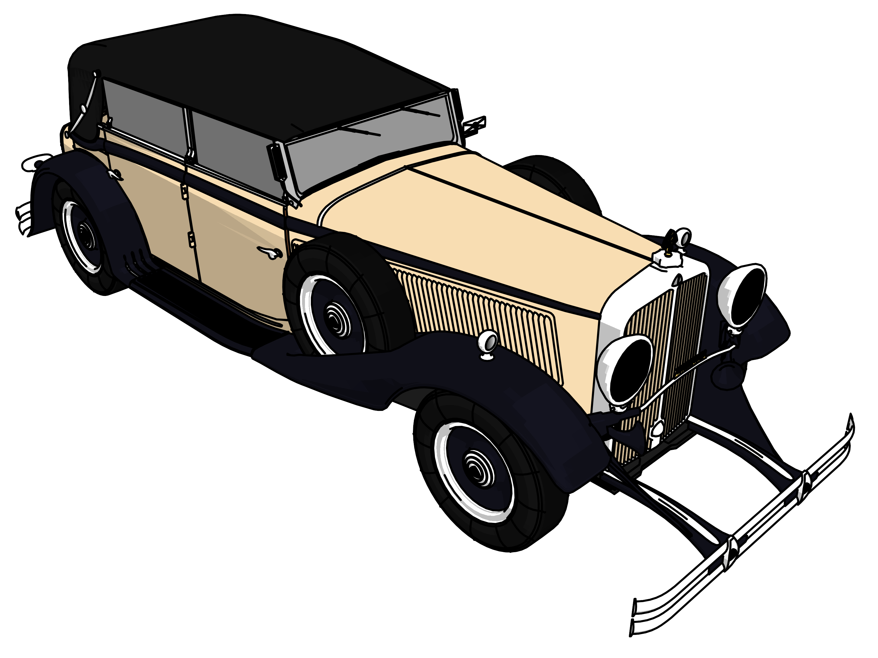 Maybach Zeppelin 2010 Model Car Clipart Png Image » Maybach -Zeppelin-2010-Model-Car-Clipart-Png-Image