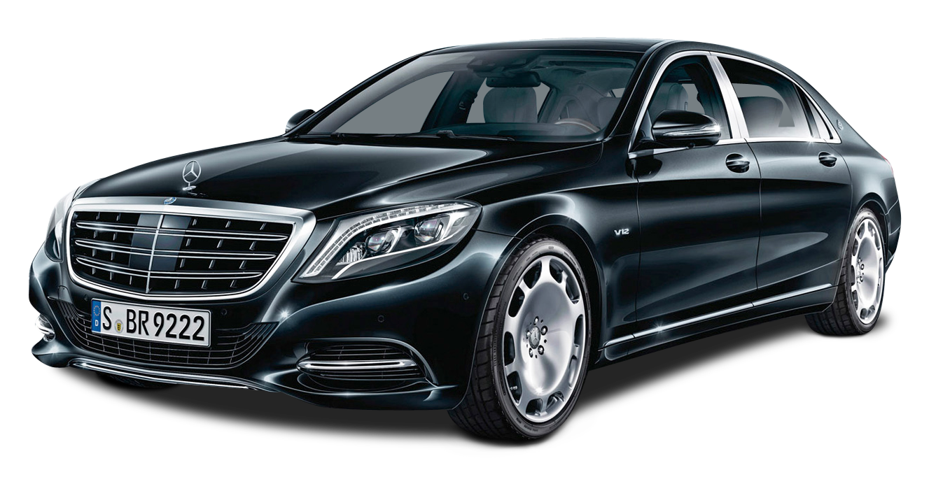 Mercedes Maybach S600 Black Car PNG Image - PurePNG | Free transparent CC0  PNG Image Library
