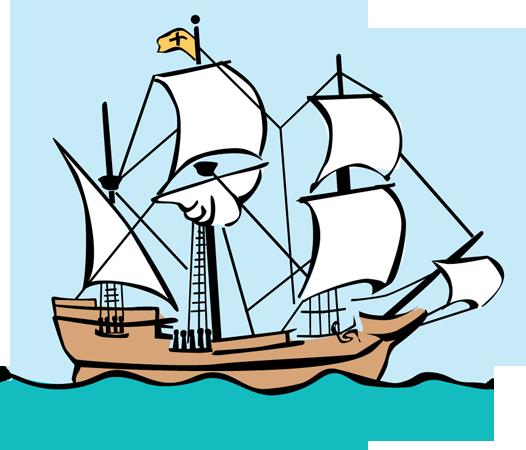 Mayflower Clipart Clipart Best-Mayflower Clipart Clipart Best-3