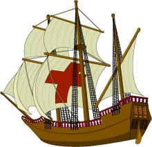 Mayflower | Thanksgiving Clip Art - Christart.