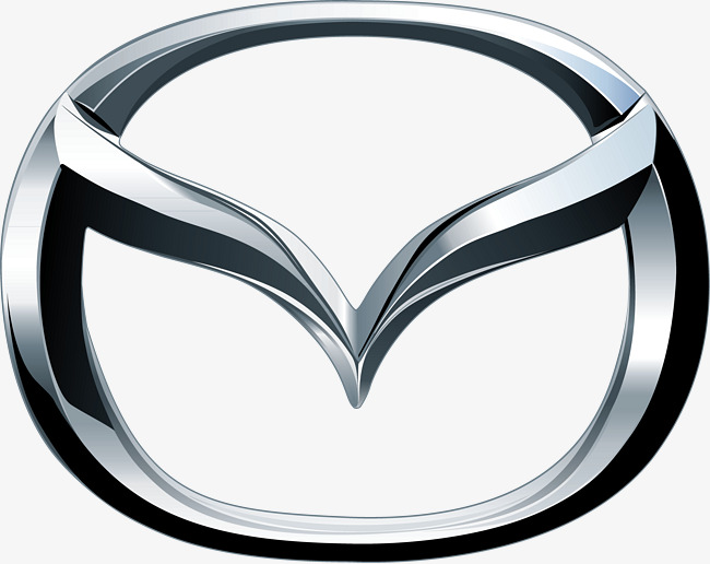 mazda logo, Mazda, Cars, Car Standard Pattern PNG Image and Clipart