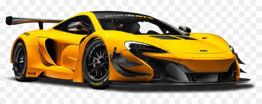 2016 McLaren 570S McLaren 650S McLaren Automotive Bathurst 12 Hour - McLaren  650S GT3 Yellow Race Car