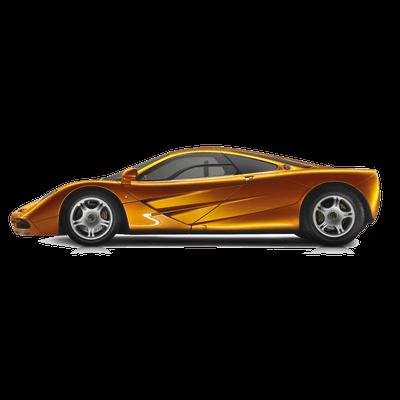 McLaren Transparent PNG Sticker