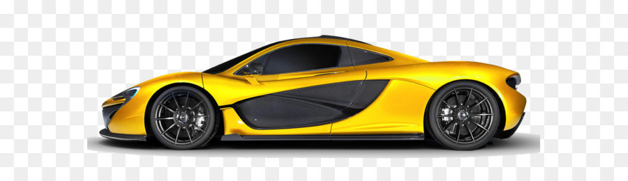 Real Racing 3 McLaren Automotive McLaren P1 - Mclaren P1 Png Clipart