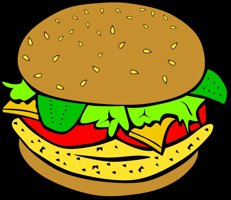 Meal Clip Art (id: 44606) .