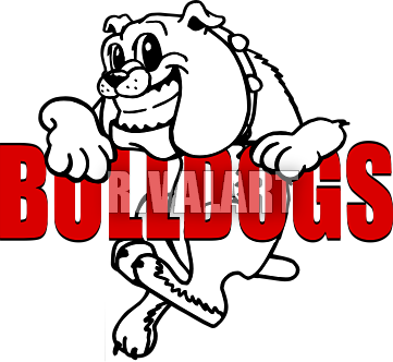 Mean Bulldog Standing Clipart Cliparthut-Mean Bulldog Standing Clipart Cliparthut Free Clipart-16