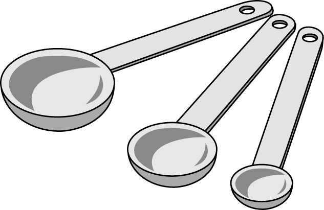 Measuring Cup Clipart .-Measuring Cup Clipart .-18