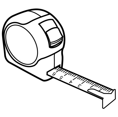 Measuring Tape Coloring Page Coloring Bo-Measuring Tape Coloring Page Coloring Book-9