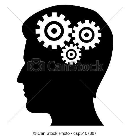 ... Mechanics Of Human Mind - Illustrati-... mechanics of human mind - illustration of mechanics of human... ...-7
