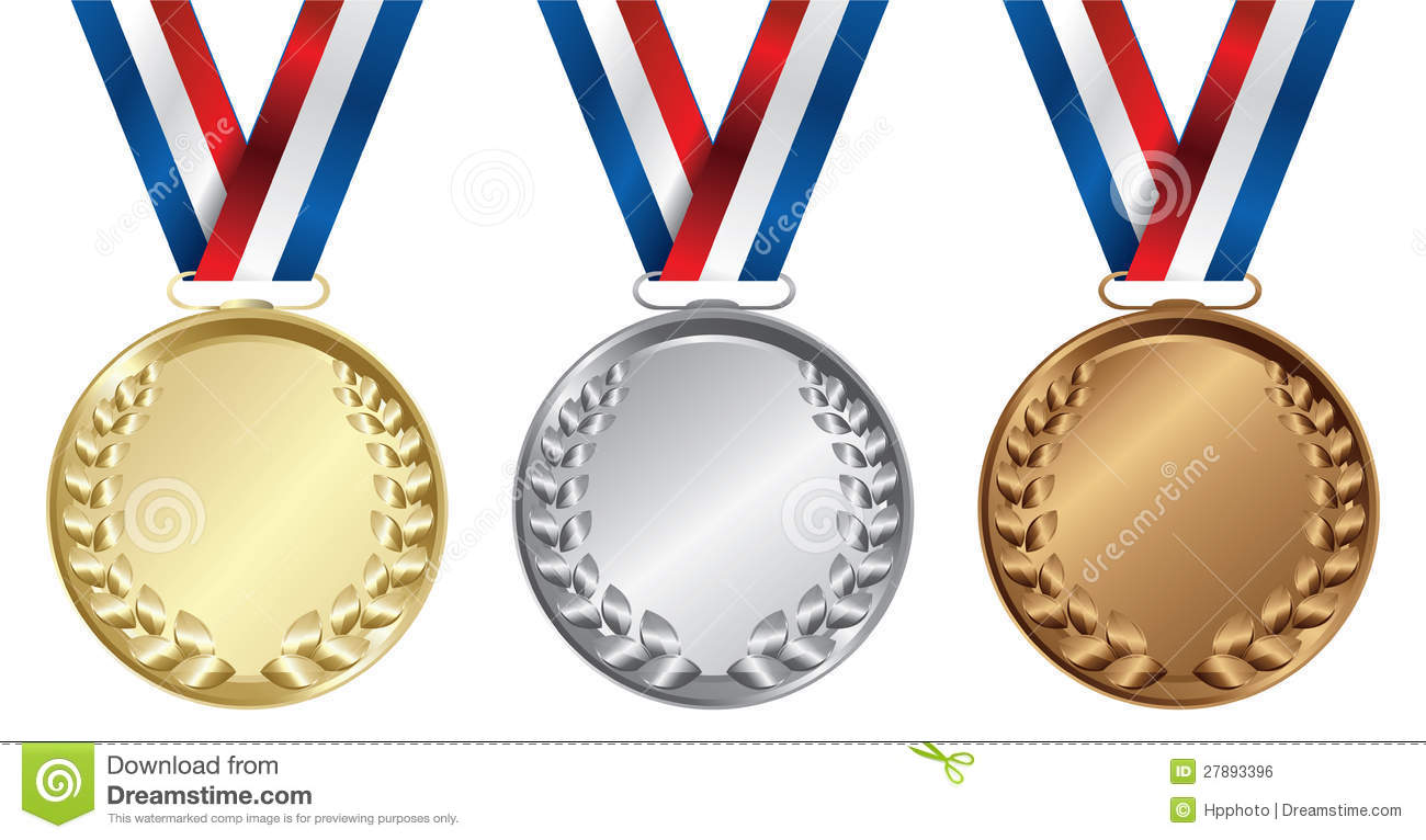 Medal clipart - ClipartFest