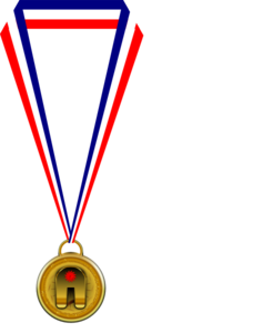 Gold Medal Clip Art-Gold Medal Clip Art-11