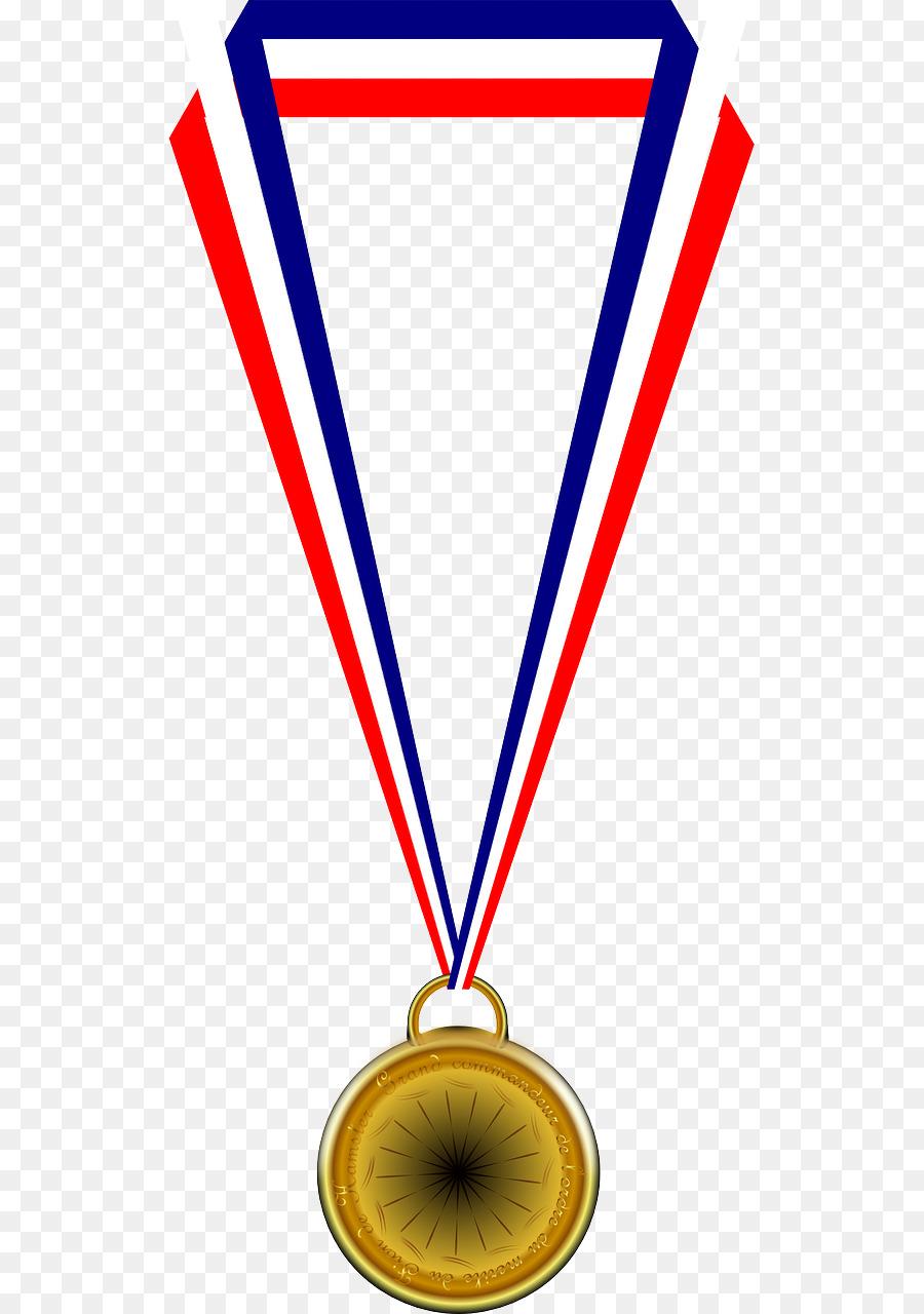 Gold medal Silver medal Clip art - Medal-Gold medal Silver medal Clip art - Medals-6