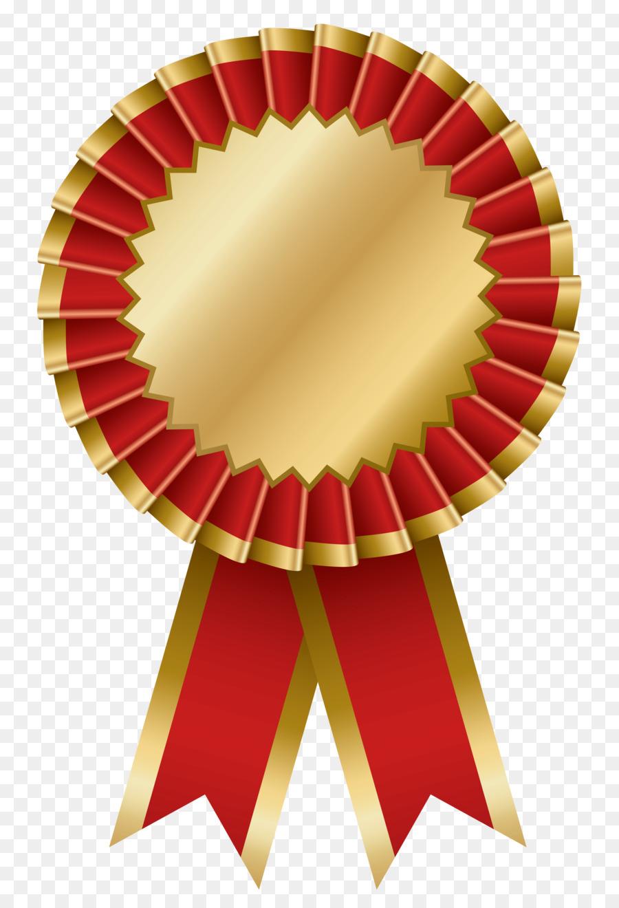 Ribbon Gold medal Clip art - Transparent-Ribbon Gold medal Clip art - Transparent Ribbon Cliparts-7