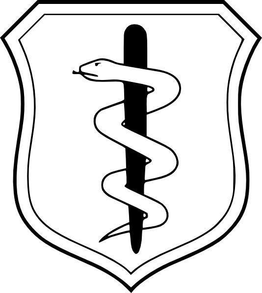 Medical clip art Free vector 76.37KB