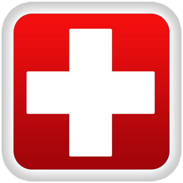 Medical Red Cross Symbol. Medical Red Cross Symbol clip art