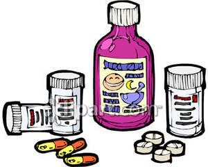 Medicine Clip Art Free