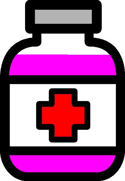 Medicine Icon Clip Art