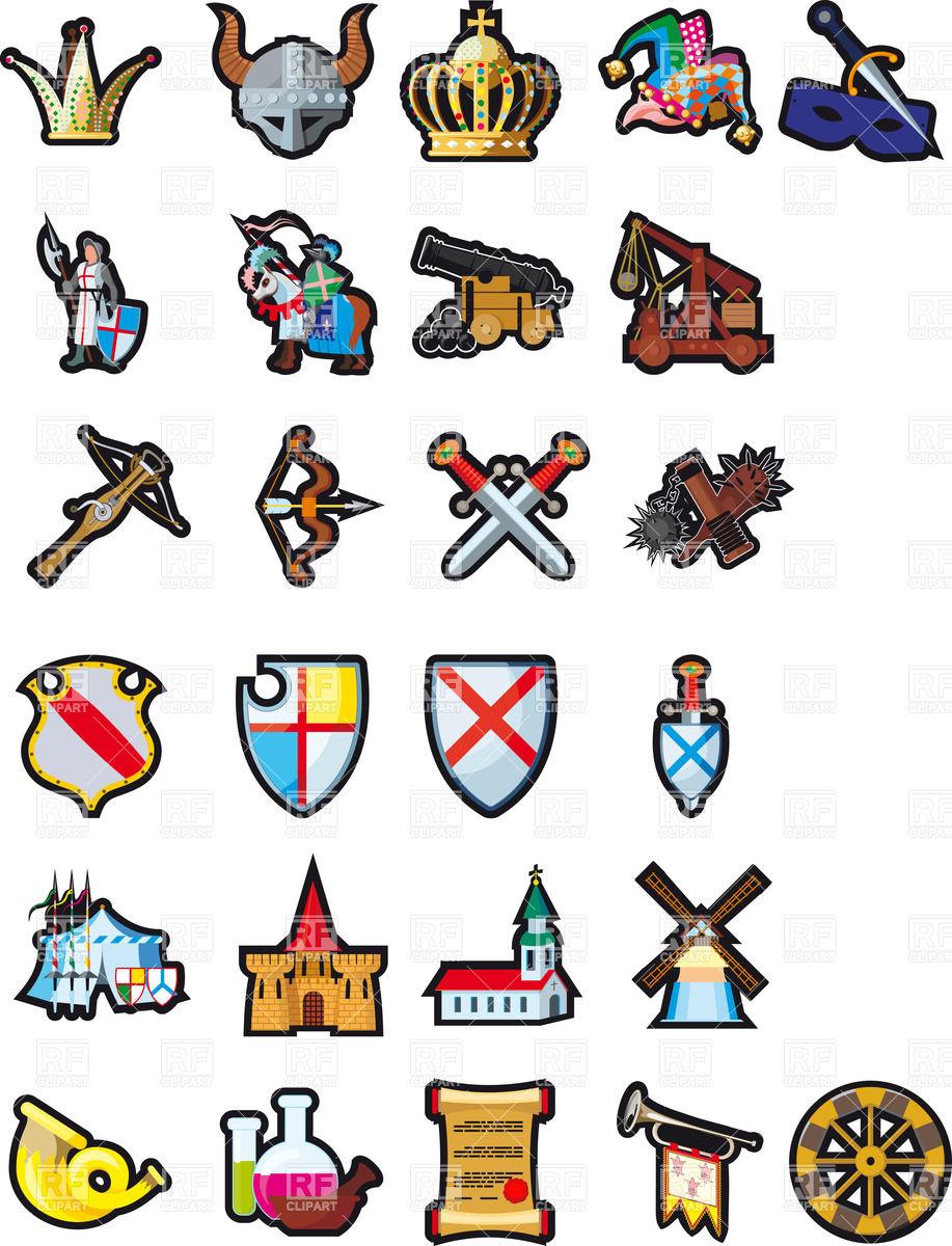 Medieval Clip Art-Medieval Clip Art-11