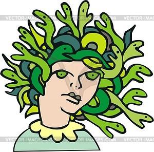 Medusa Clipart - Blogsbeta