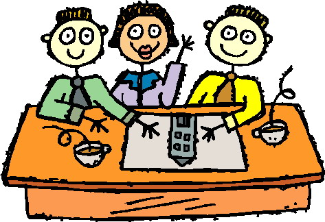 Meeting clip art - Clip Art Meeting
