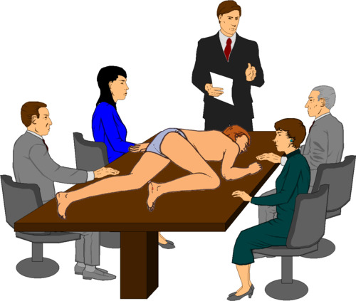 Meeting clipart 2