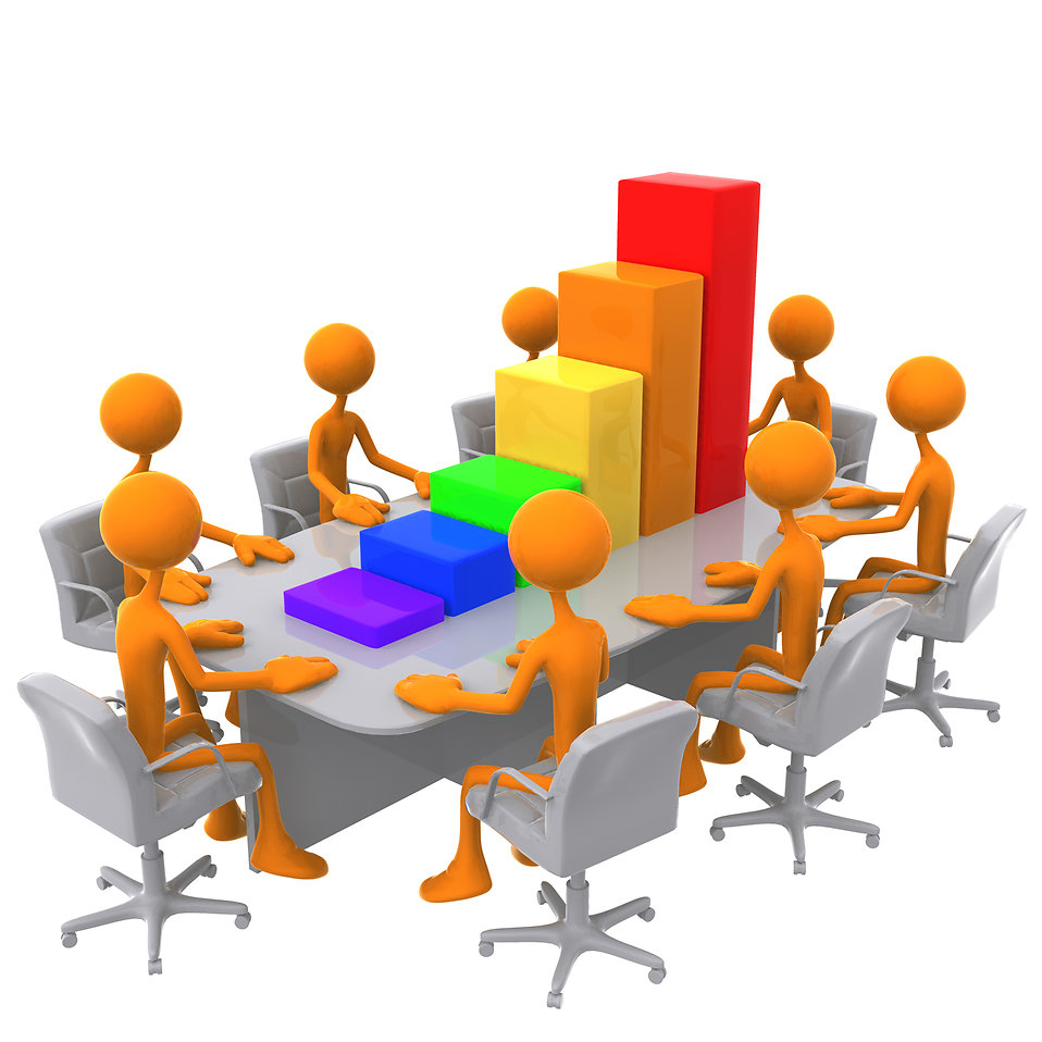 Meeting Clipart Free Stock Photo 3d Bar -Meeting clipart free stock photo 3d bar graph meeting 1-8