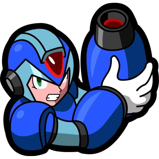 Megaman Clipart-Clipartlook.c - Megaman Clipart