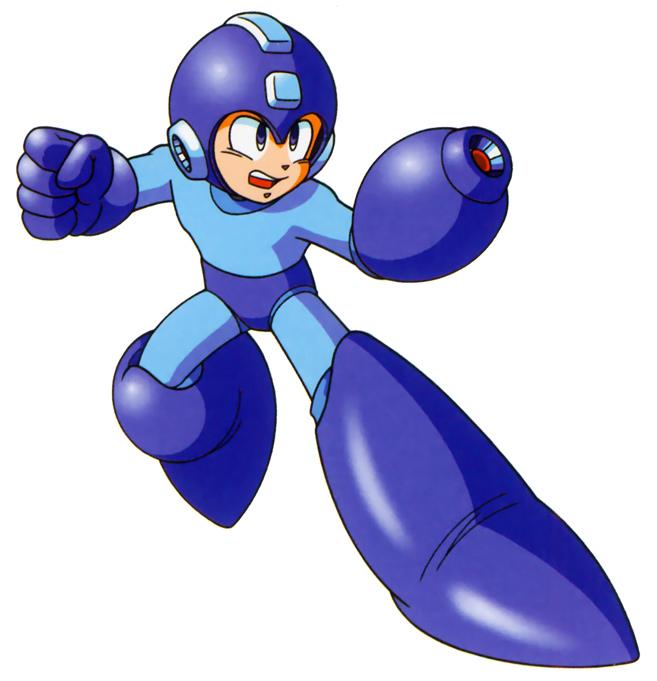 Megaman Transparent PNG