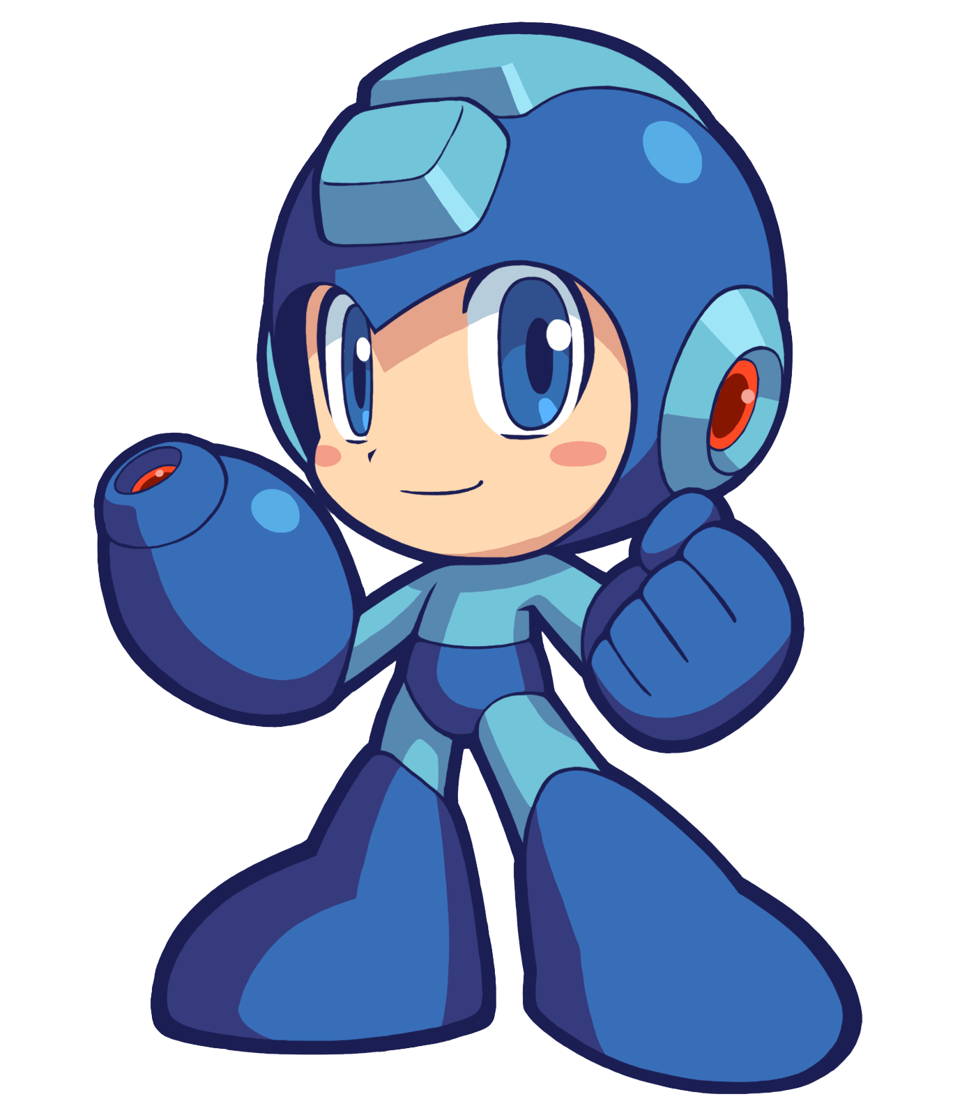 Megaman PNG Picture