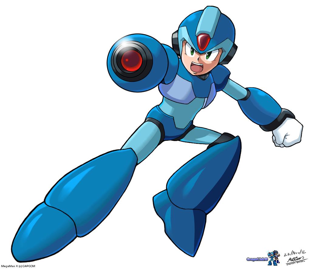 Megaman Transparent PNG - Megaman Clipart