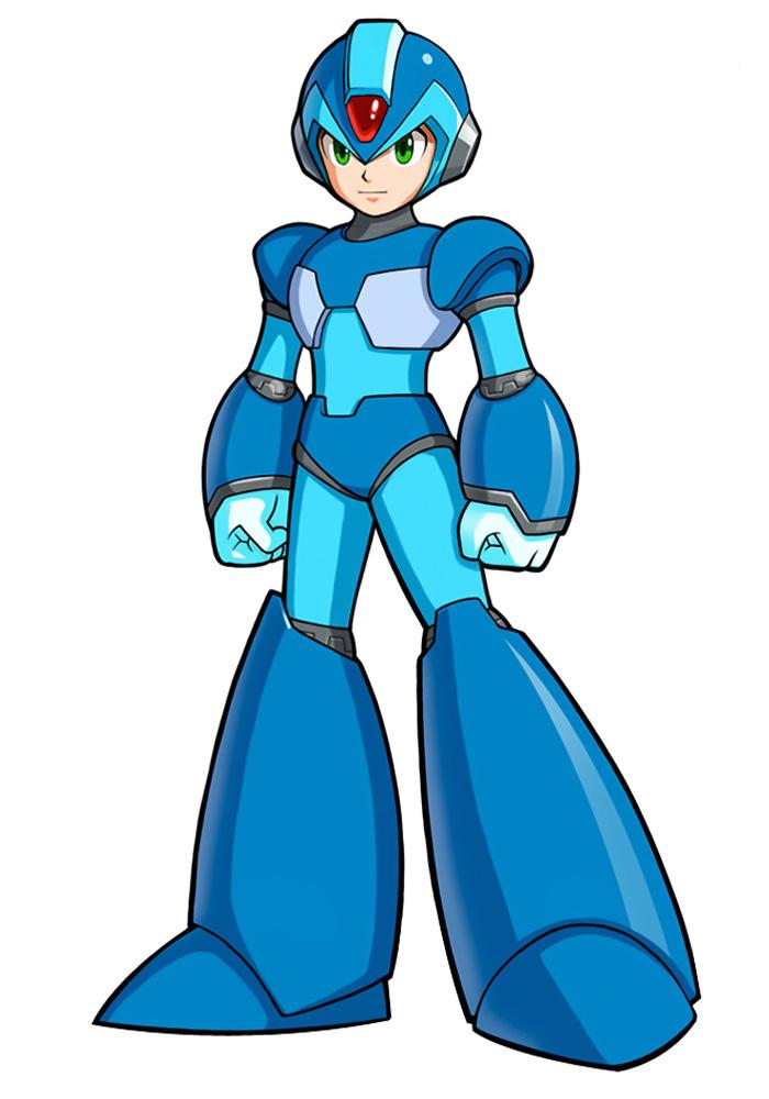Skin Request: Mega Man X