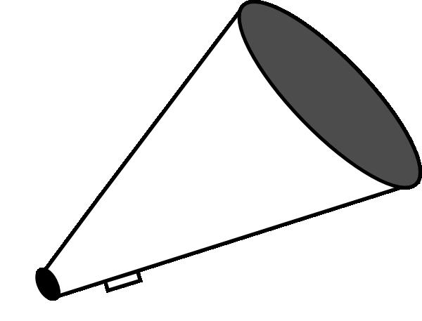 Megaphone clip art bullhorn danasrif top