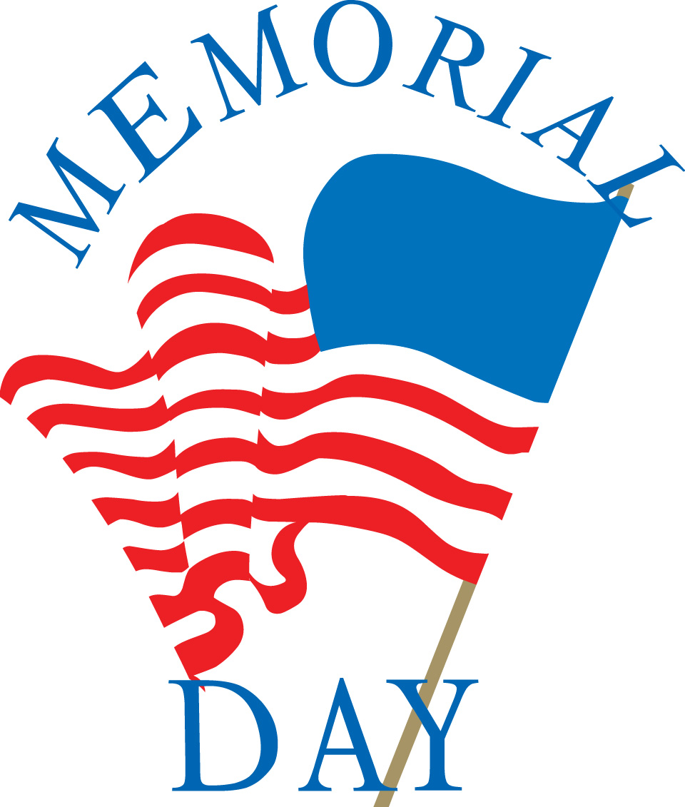 Memorial Day, Clip Art and .