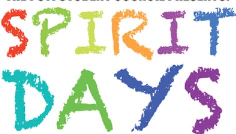 Memorial School: Spirit Week .