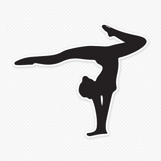 Men gymnastics clipart free .
