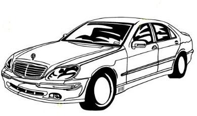 Mercedes-Benz Clipart-Mercedes-Benz Clipart-7