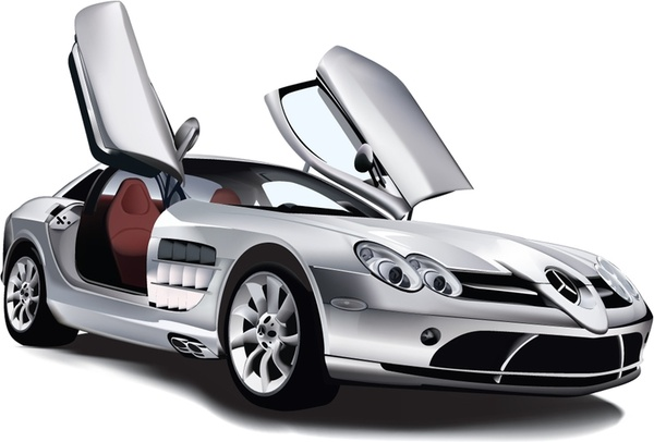 Mercedes Benz SLR McLaren-Mercedes Benz SLR McLaren-10